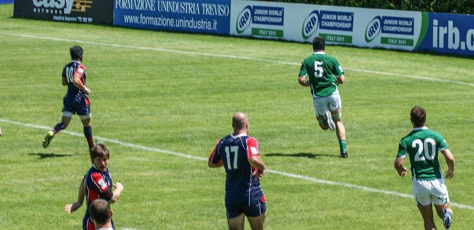 JWC 2011: Ireland 24 Wales 38