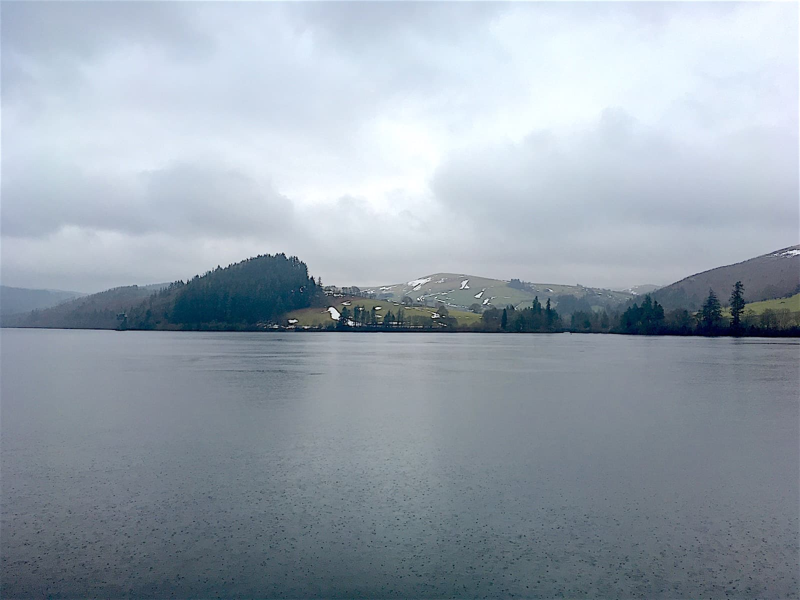 Lake Vyrnwy | March 2018 | Featured Image | thefrozendivide
