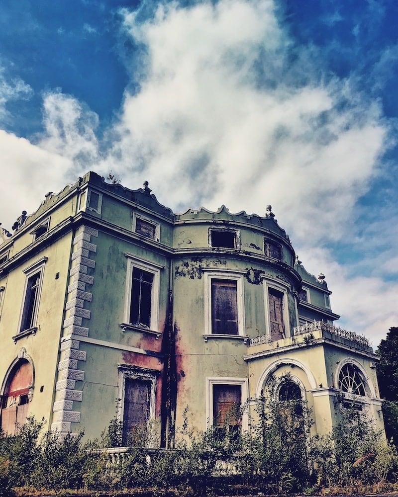 Hope Castle 02 | Urbex Ireland | thefrozendivide