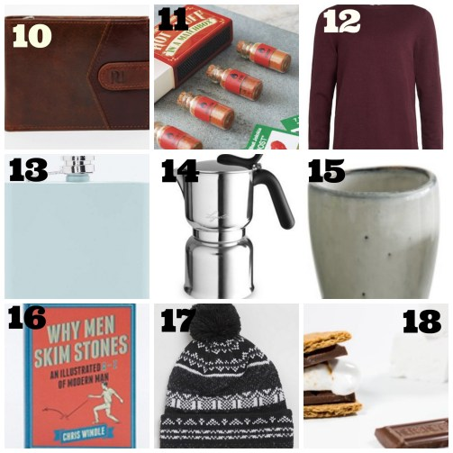 Frugal Gift Guide 2015 For Him
