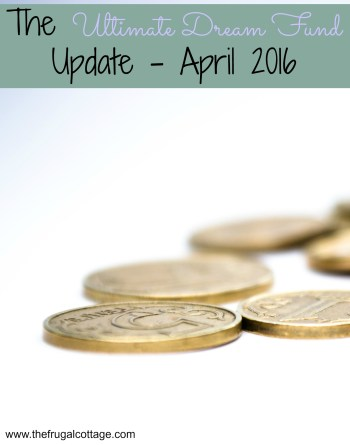 Ultimate Dream Fund April