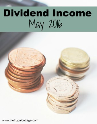 Dividend Income May 16