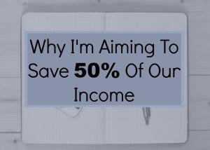 Save Income