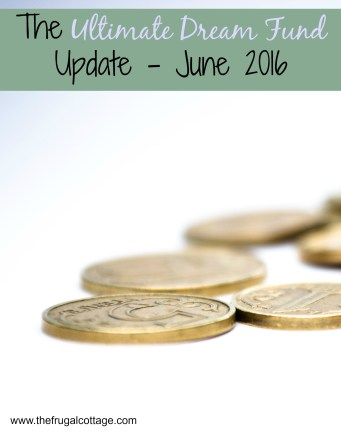 Ultimate Dream Fund Update June