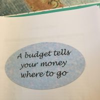 My Simple Budget Planner