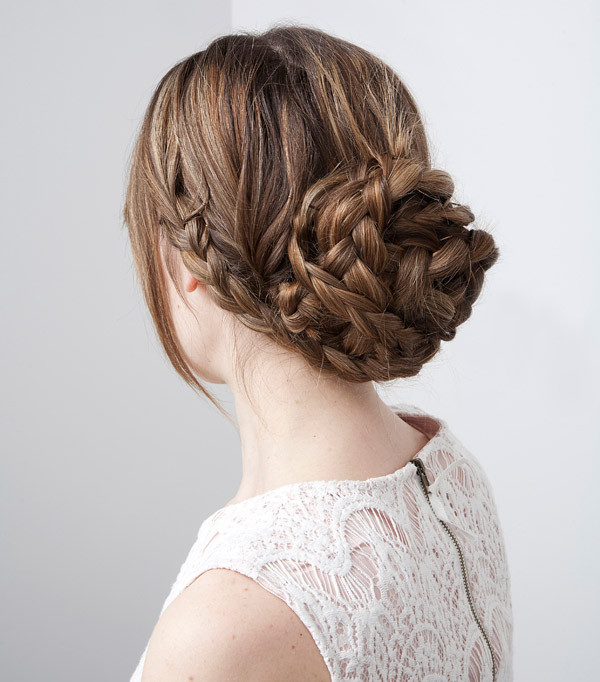 Prom Hairstyles Prom Hairstyles Braids Inspiring Photos Of