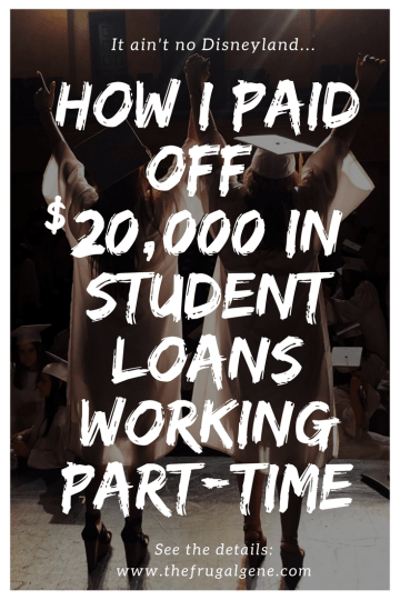 How I Paid Off $20,000-min-banner, 20,000 In Student Loans