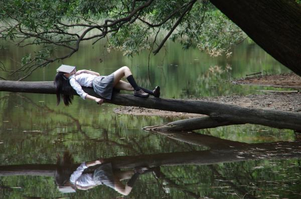 lily-sleeping