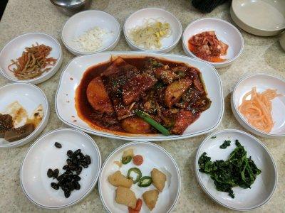 Godeungeo-mujorim-restaurant