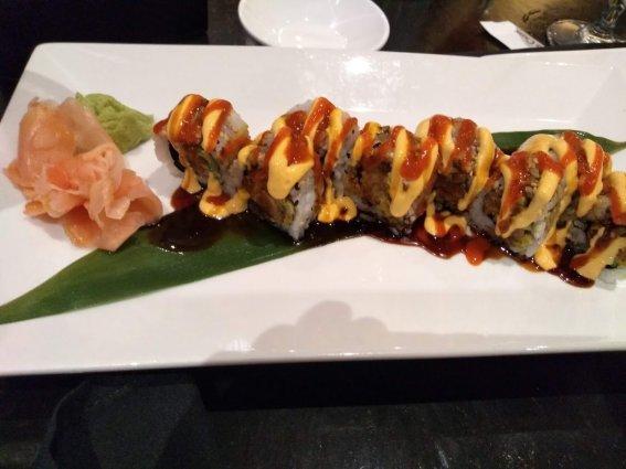 aligator-sushi-orlandoflorida