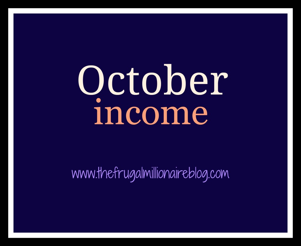 October income