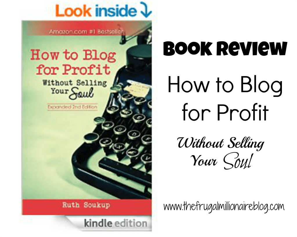 blog for profit book review
