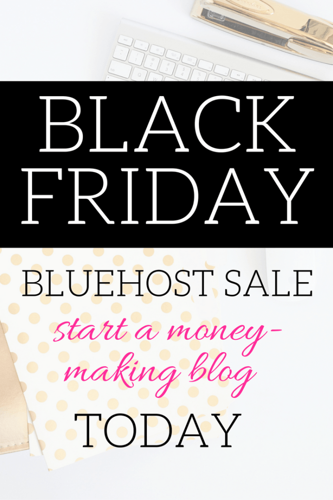 BLACK FRIDAY SALE!!! Start a money-making blog TODAY ONLY for a super, super low price. If you've been debating starting a blog, now is truly your chance! And, as a BONUS, I'll give you a copy of my book - The Beginner's Guide to Blogging - for FREE! Get started NOW!
