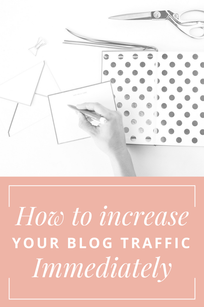 Ready to grow your blog? Check out these 10 ways to increase your blog traffic immediately!
