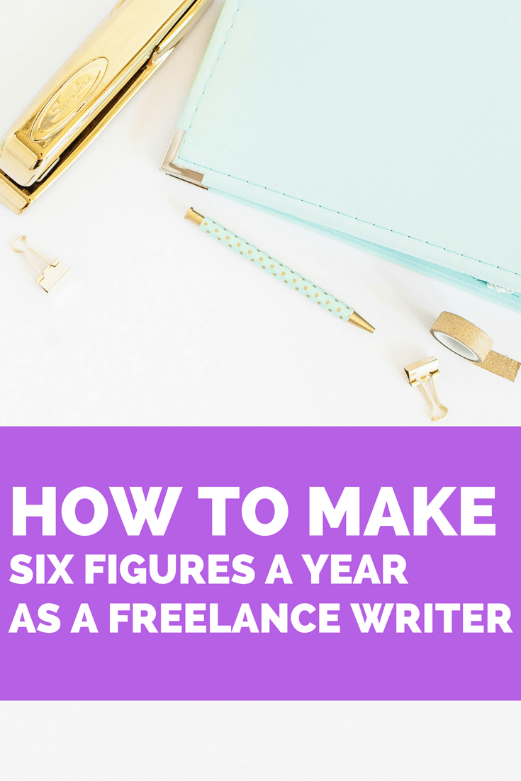 how to make six figures a year as a lance writer ready to make six figures a year as a lance writer this tutorial will