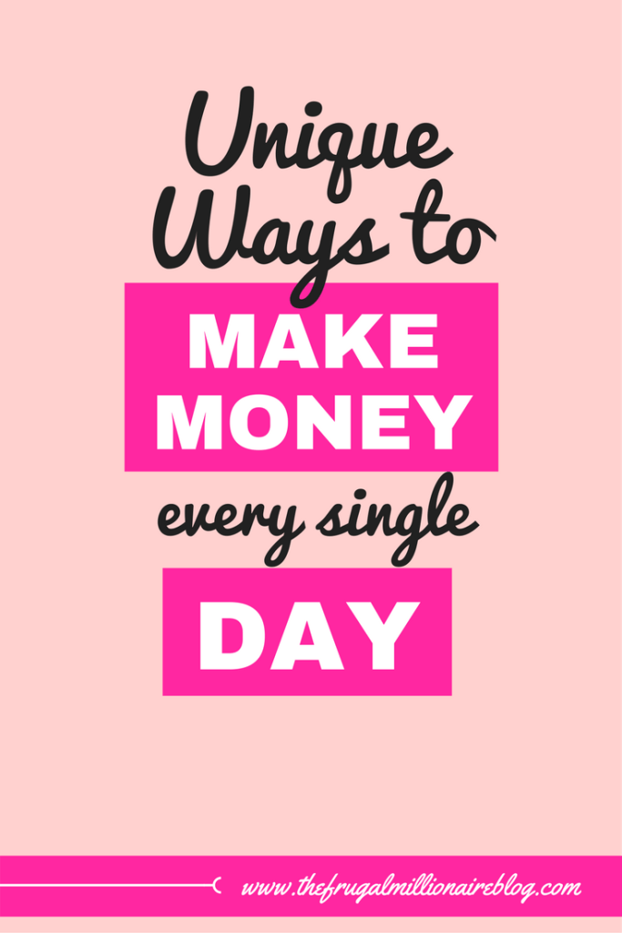 Fast and easy to make money every single day in your spare time!