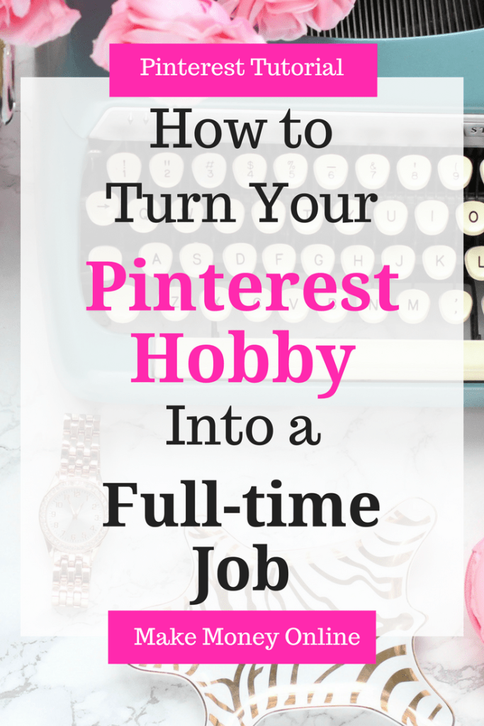 How to make money online with Pinterest. Become a Pinterest VA Today, start your own business with Pinterest.