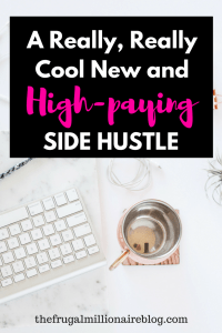 Ready to start a NEW, HIGH-PAYING side hustle?! If you have an extra 2-3 hours per week, you can make an extra $1-2K per month with this extremely in-demand new side hustle!