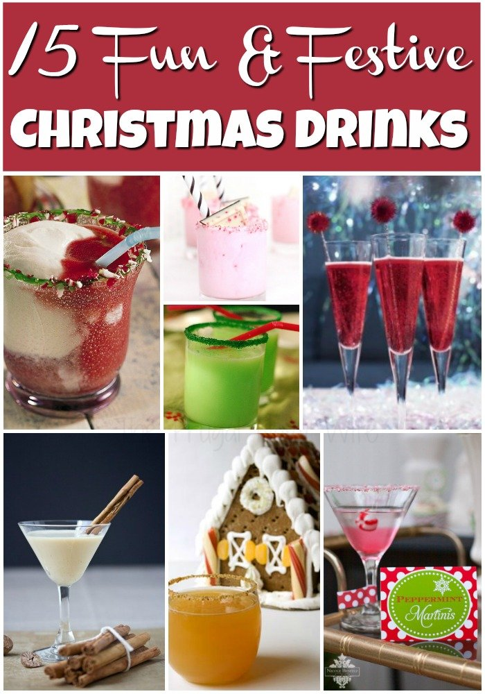 Alcohol Christmas Candy