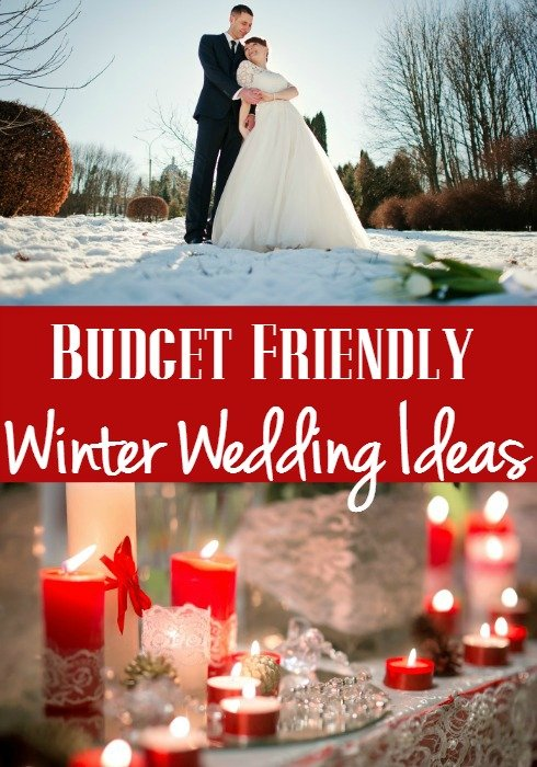 12 Budget Friendly Winter Wedding Ideas