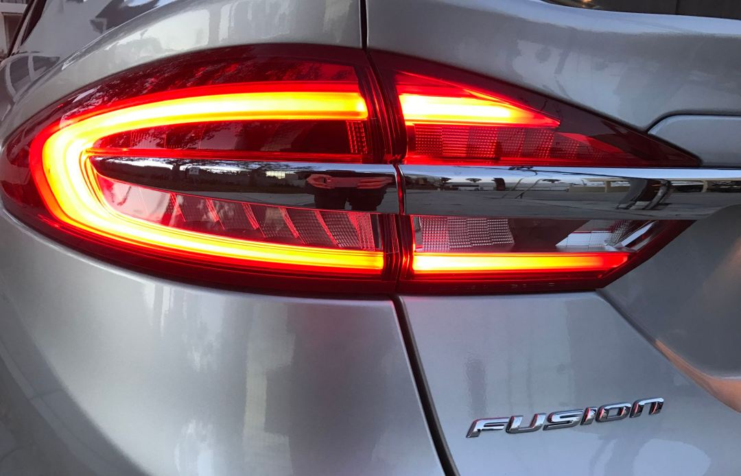 Ford Fusion LED tail light