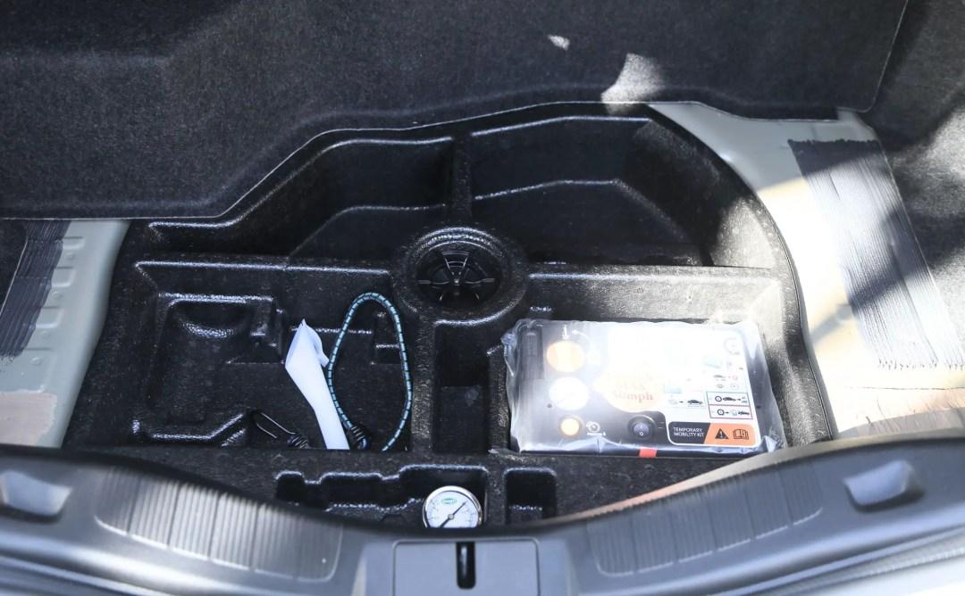 Fusion tire repair kit
