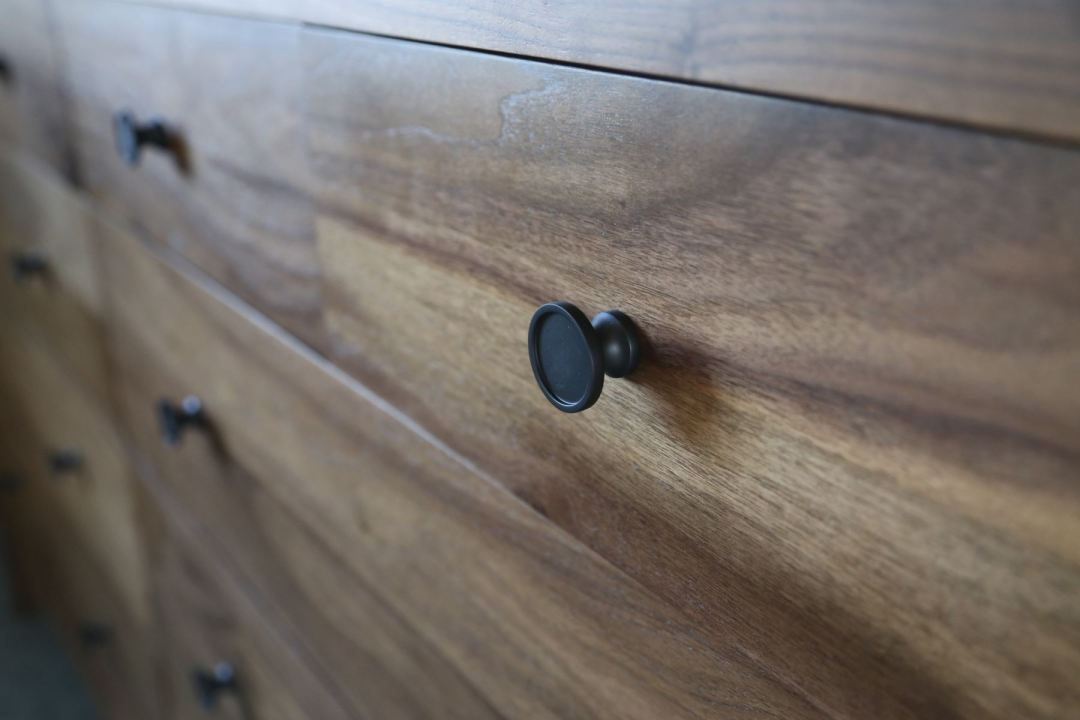Retrofitted knobs from Rejuvenation