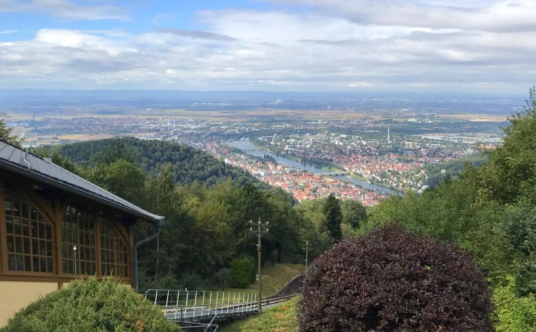 Viewpoint Konigstuhl