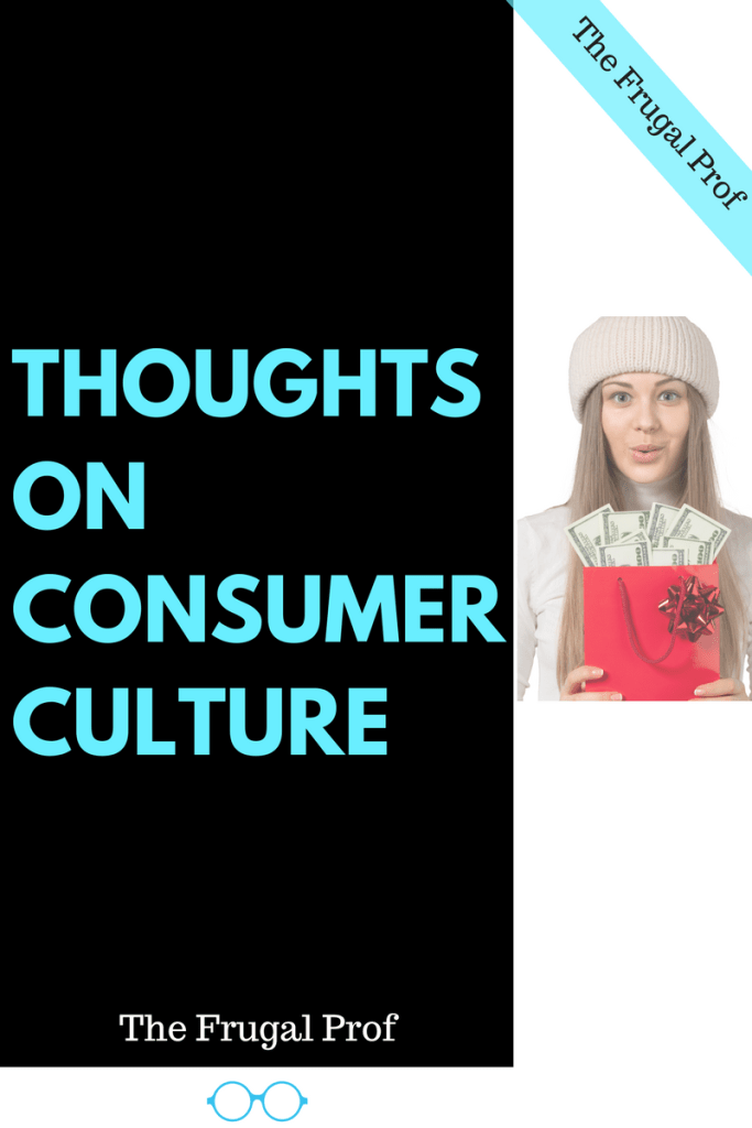 how to stop consumer culture