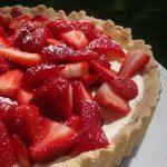 Berry Mascarpone Shortbread Tart Recipe