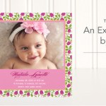 Get $25 off a $50 order at Tiny Prints – Birth Announcements, Shower Invites, etc.