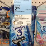 Free BIC Razors + $1 Money Maker at Walgreens through 11/26