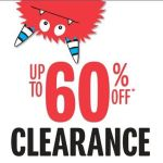 Up to 60% off Clearance at The Children's Place + Extra 30% off Coupon Code