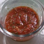 5-minute Homemade Salsa that {might} change your life