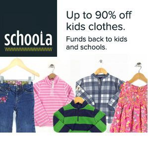 preloved clothes from school at up to 90% off
