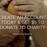 Pledgeling: Free $5 to donate to a charity of your choice