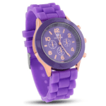 Today Only: Women's Amethyst Racer Watch $8.79 + Free Shipping