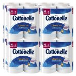 Amazon: Cottonelle Clean Care Toilet Paper as low as $0.32 per double roll