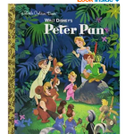 Amazon: Disney Golden Books as low as $2 – Peter Pan, Cinderella and more