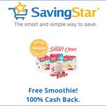 SavingStar: Free SmartOnes Smoothie + Savings on Mangoes, Larabar