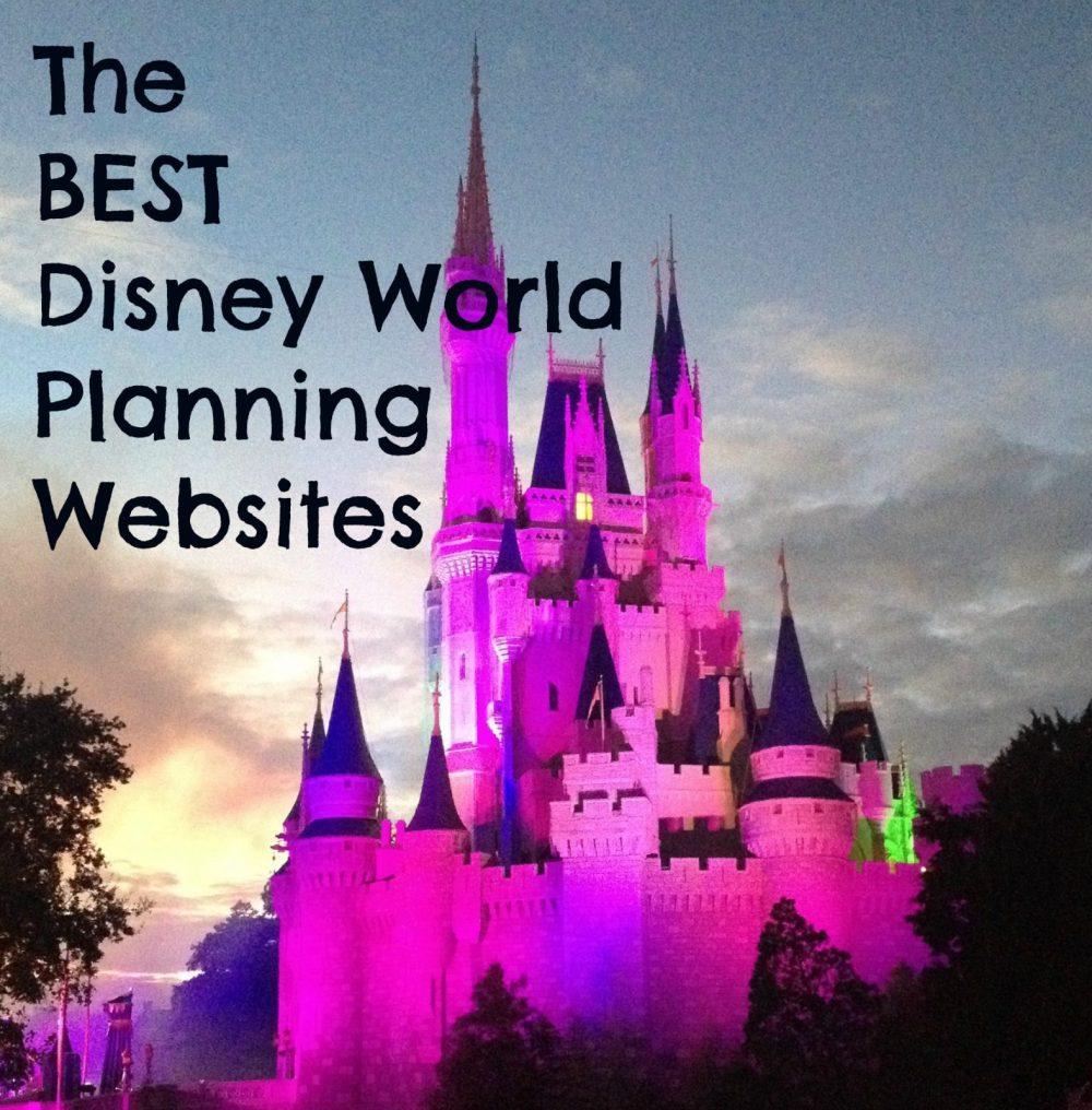 best disney planning websites pinterest image