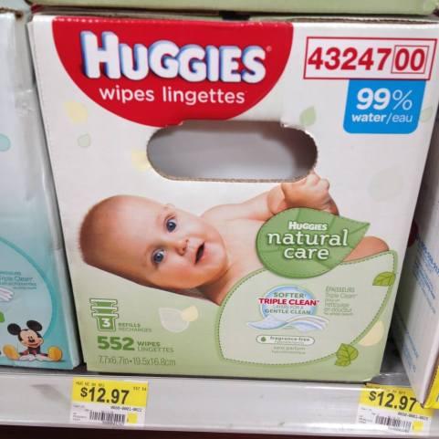 huggies wipes