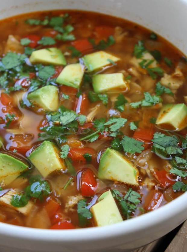 Chicken & White Bean Chili - The Frugal South