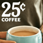 Get a 12 oz. Coffee for $0.25 All Month at Whole Foods