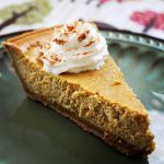 Easy Pumpkin Cheesecake {Recipe}