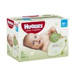 Amazon: Promo Codes for 50% off Huggies Wipes and Diapers