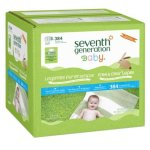 Amazon: Save 50% on Seventh Generation Diapers, Wipes, & Laundry Detergent!
