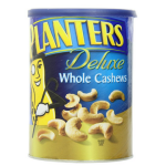 Amazon: Planters Whole Cashews 18.25 oz. as low as $4.79 shipped