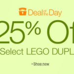 Amazon: Save on LEGO Duplo Today Only
