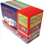 Amazon: Amazing Machines Truckload of Fun 10-Book Set only $11.59